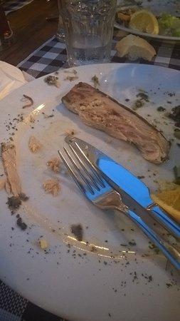 La Riva: cena col verme... non serve aggiungere molto..