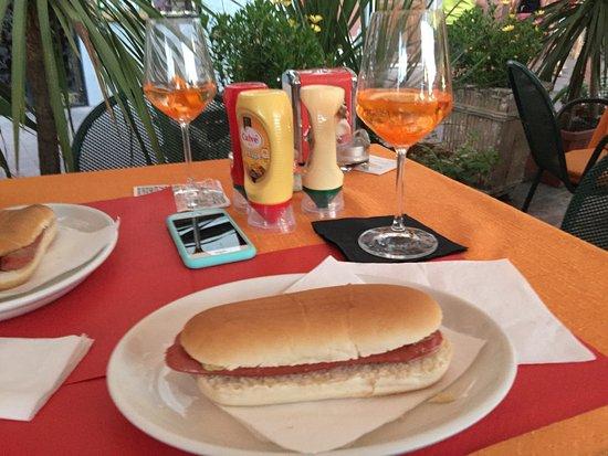 Bahia Cafe : Aperitivo alternativo
