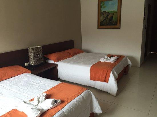 Hotel Ninfa: Suite junior Nro. 103