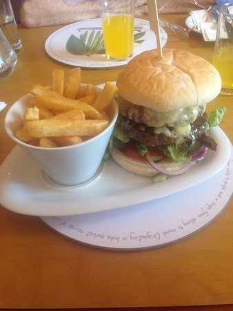 Restaurant at The Castle of Brecon Hotel: photo0.jpg