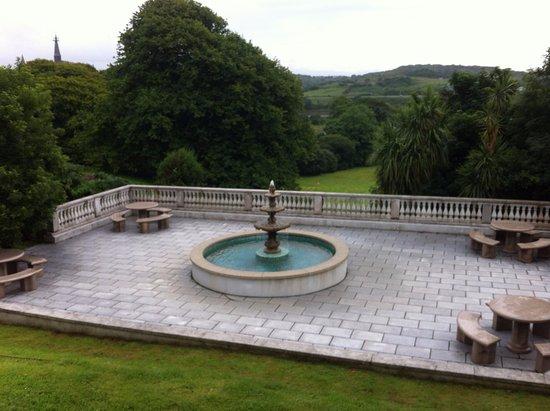 Abbeyglen Castle Hotel : grounds to hike