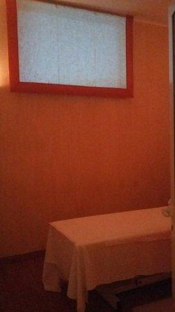 Hotel Garden Terme: Interno camerino per massaggio