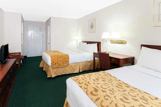 Days Inn Dahlonega: double