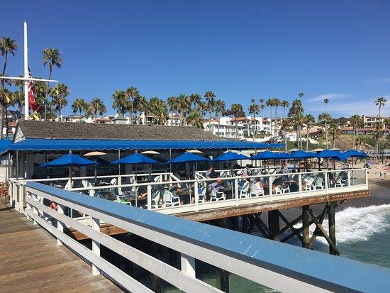 San Clemente, CA: Great alfresco dining