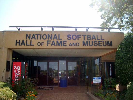 ‪National Softball Hall of Fame‬