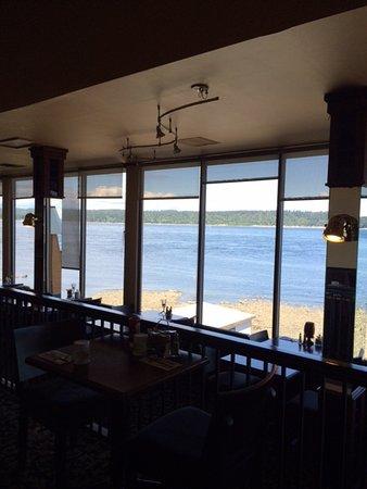 Anchor Inn: Stunning Views