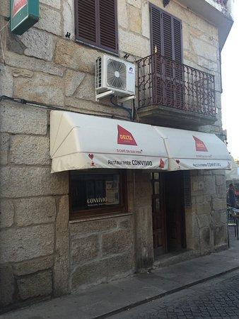 Carrazeda de Ansiaes, Πορτογαλία: Restaurante Convivio