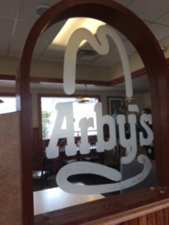 Dillon, CO : The Arby's sign inside