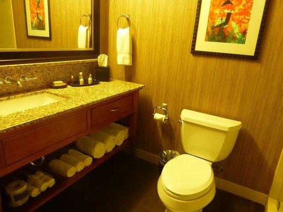 Marina del Rey, Kalifornien: El segundo baño
