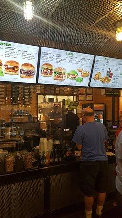 Woodbury, estado de Nueva York: BurgerFi