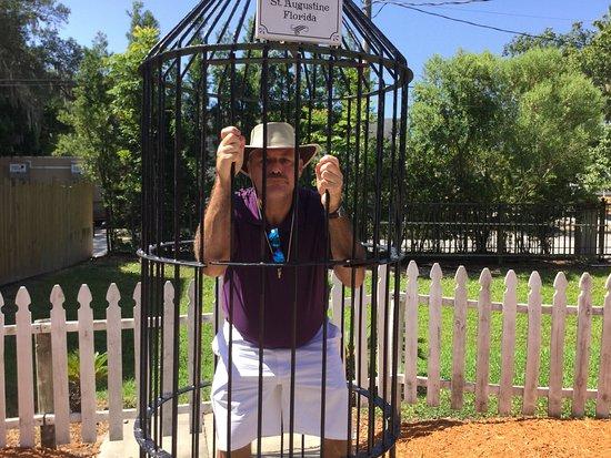 Old Jail: Jail Bird