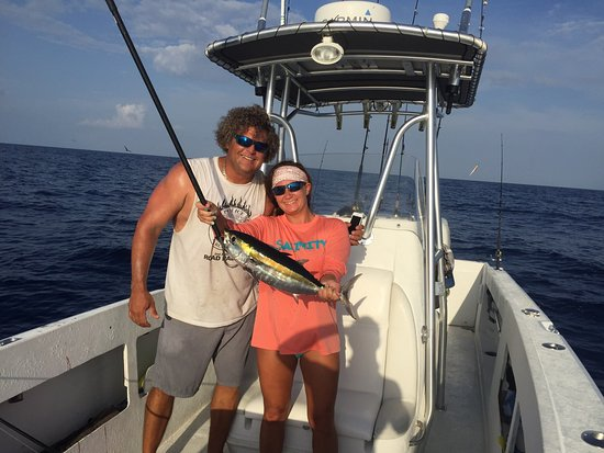 Best fishing trip ever thank you capt kevin for the for Best fishing days