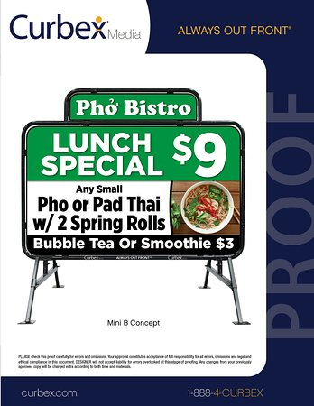 Barrie, Canadá: Pho Bistro