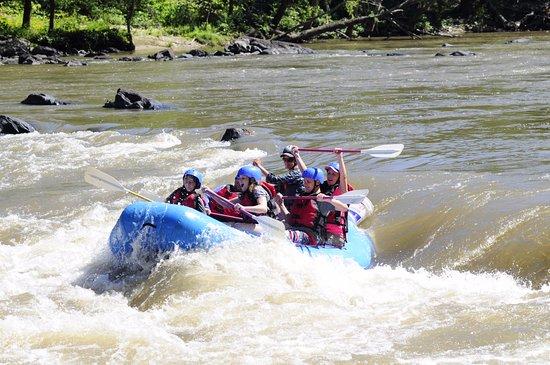 Marshall, Karolina Północna: Enjoying the Ride
