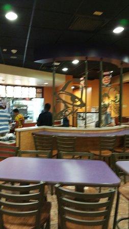 Huntington Station, estado de Nueva York: Taco Bell