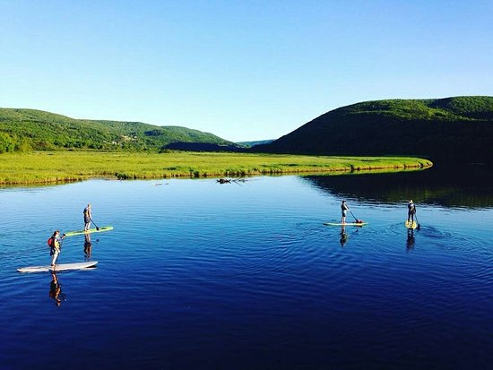 Margaree Harbour, Канада: CB West Paddle Boards