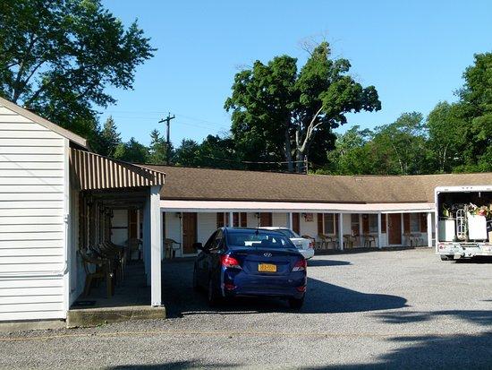 Sharon Springs, estado de Nueva York: An old-fashioned motel