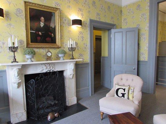 Georgian House : Reception Area