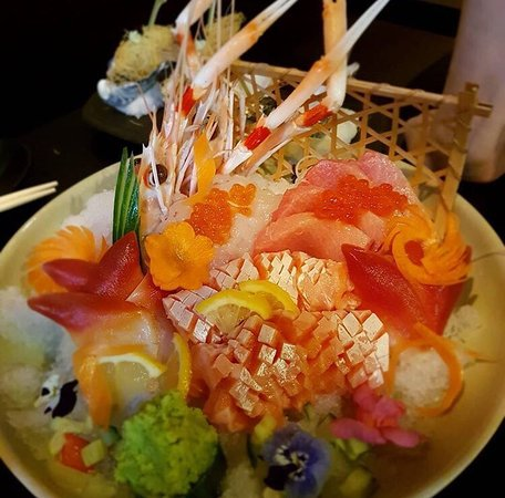 Stonnington, Australië: Best Sashimi