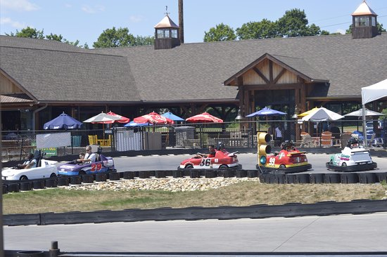 Somers, CT: Go Carts