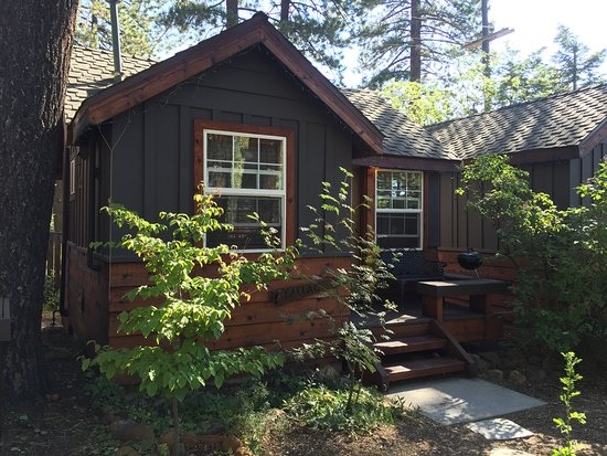 """Tahoe Vista, CA: Our cottage, """"Tallac."""""""