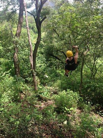 Get Lost In Costa Rica: 1 of the 10 zip lines