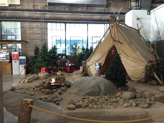 Sault Ste. Marie, كندا: Canadian Bushplane Heritage Centre