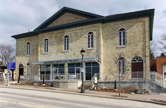 Kincardine, Canadá: Bluewater Summer Playhouse & Arts Center