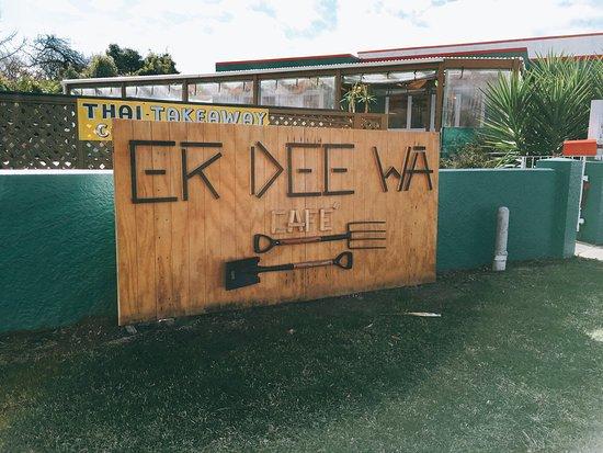 Clive, Nieuw-Zeeland: Er Dee Wa Cafe