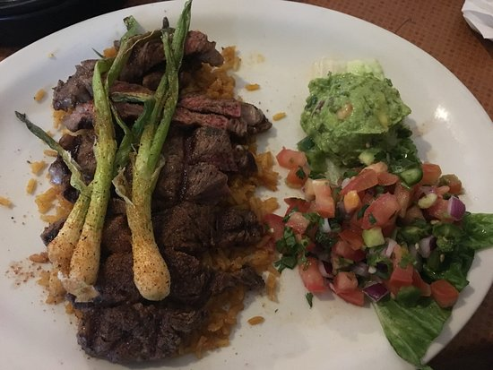 Red Oak, TX: The best carne asada I've ever had!