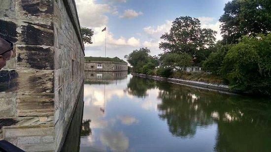Fort Monroe's Casemate Museum 이미지