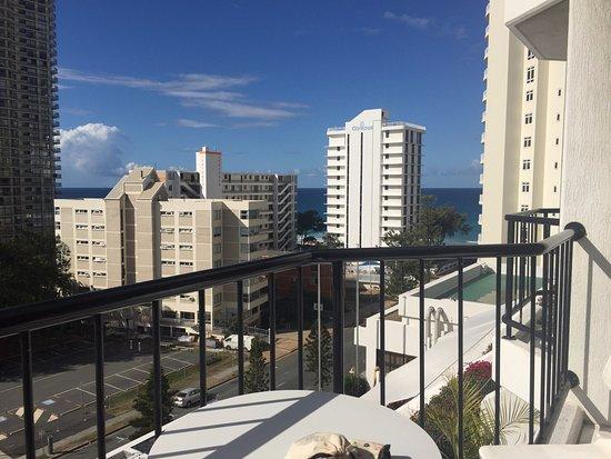 Mantra on View Hotel: バルコニーからの眺め