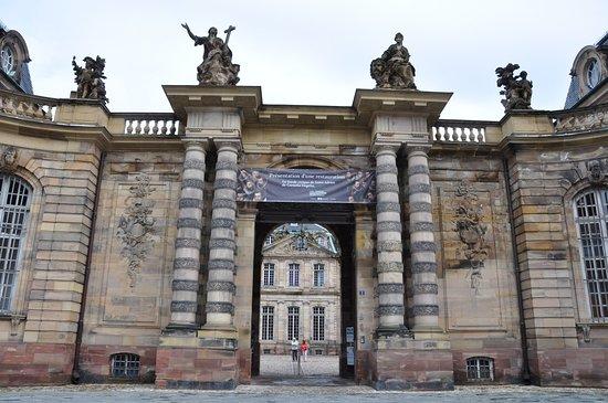 Palais de Rohan: 宮殿の正門
