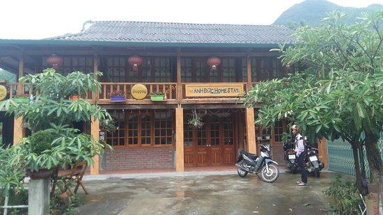 Lao Cai, Vietnam: Anh Duc Homestay