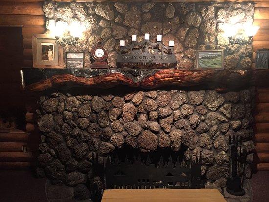 Greer, AZ: Molly Butler Lodge Restaurant