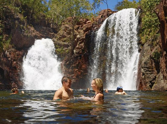Northern Territory, Australia: Florence Falls Litchfield National Park