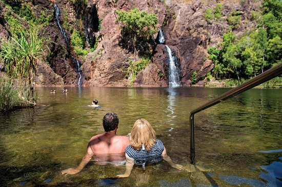 Restaurantes: Litchfield National Park