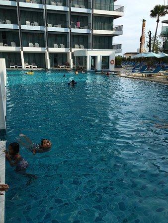Big Pool villa room