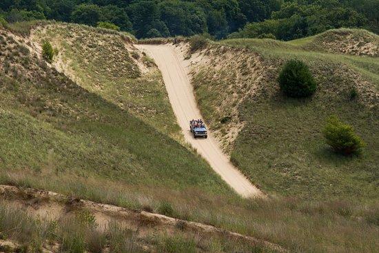 "Saugatuck, MI: the dune ""buggy"""