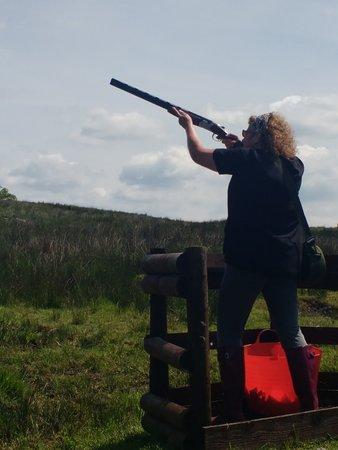 Waun Uchaf Clay Shooting