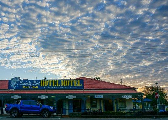Lucinda, Australien: Our Hotel