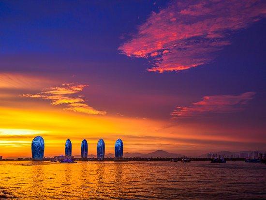 Sanya, China: 凤凰岛