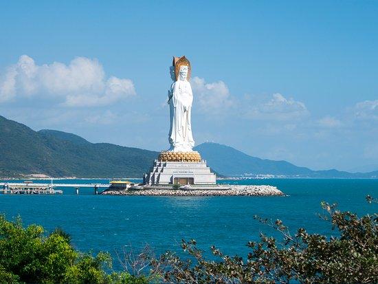 Санья, Китай: 南海观音