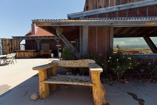Apple Valley, Kalifornia: Cuddle up and catch the view