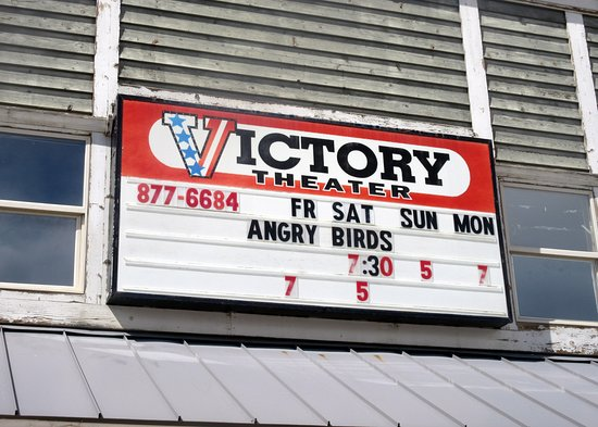 Victory Theater, Kemmerer, Wyoming