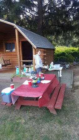 Lincoln City Koa Campground Updated 2017 Reviews Otis