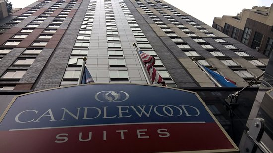 Foto de Candlewood Suites New York City Times Square