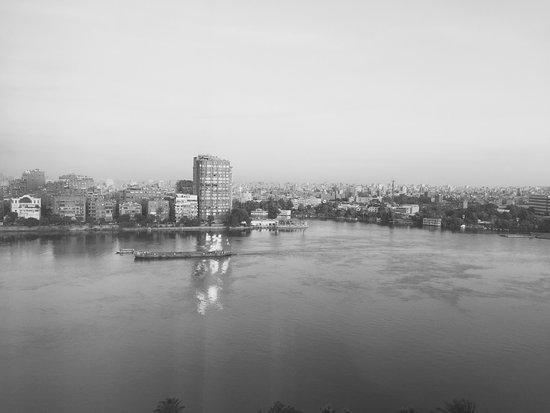 Fairmont Cairo, Nile City: Motning time