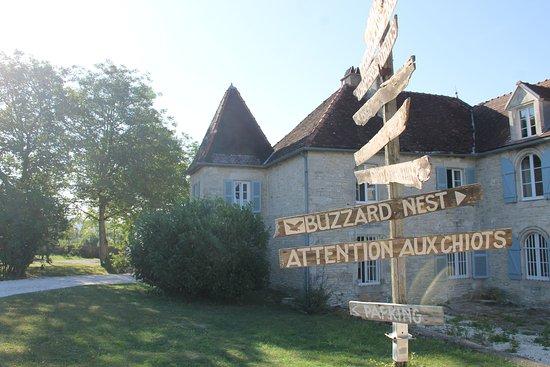 Colombey-les-deux-Eglises, Γαλλία: vue du domaine