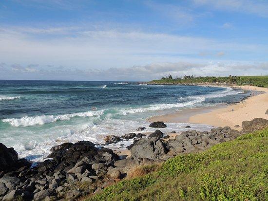 Пайя, Гавайи: Spiaggia di Ho'okipa